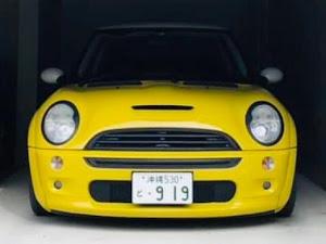 ミニクーパーS  R53ミニクーパー 2003年式のカスタム事例画像 masa0046さんの2019年10月07日21:15の投稿