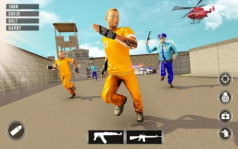 Gangster Prison Escape 2019: Jailbreak Survival 10