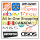 All in One Shopping Canada - Online Shopping App for PC-Windows 7,8,10 and Mac