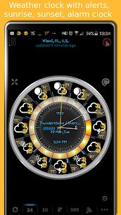 eWeather HD – clima, calidad del aire, terremotos 5