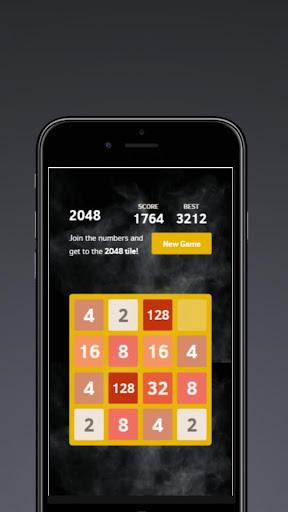 2048 1.0.1 screenshots 1