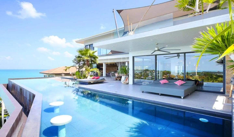 Villa avec piscine Bophut