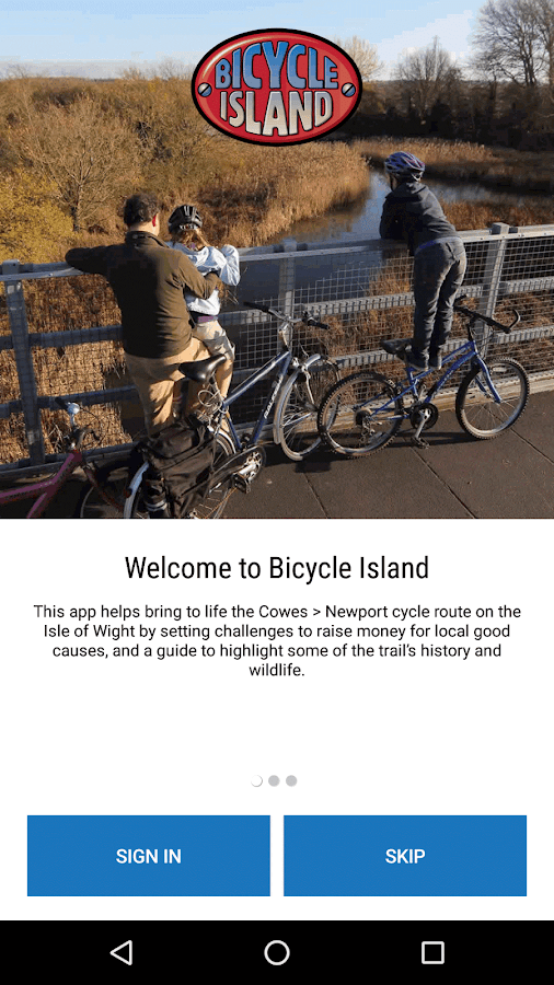 Bicycle Island- screenshot