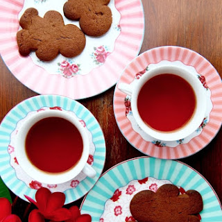 Soft and Chewy Gingerbread.