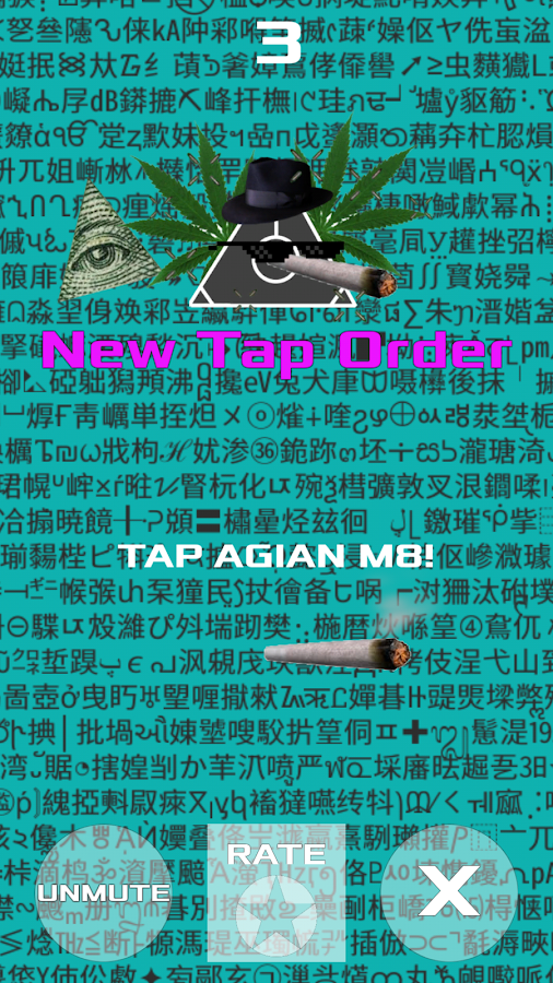 New Tap Order- screenshot