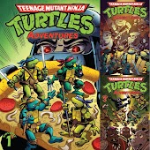 Teenage Mutant Ninja Turtles: Adventures