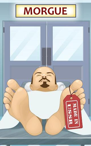 Embalming Lenin's Body