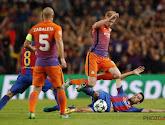 Iniesta zou nadenken over een overstap naar Manchester City