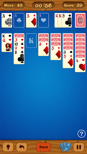 Classic Solitaire Online android2mod screenshots 2
