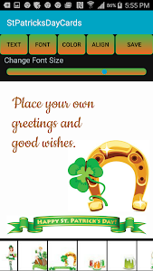 Free St. Patrick's Day eCards screenshot 6