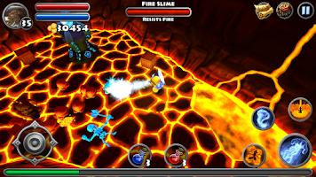 Screenshot of Dungeon Quest