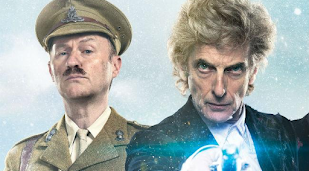 Mark Gatiss to play The Captain in Doctor Who Christmas special