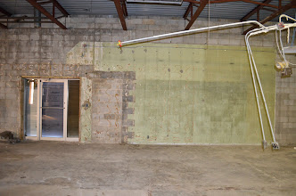 Photo: Future site of the Doris and Norma VanGorp Dental Suite