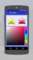 Screenshot of SMS Parking