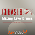 Mixing Live Drums For Cubase icon