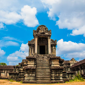 Angkor Wat by Edio Pathic - Buildings & Architecture Public & Historical