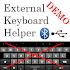 External Keyboard Helper Demo