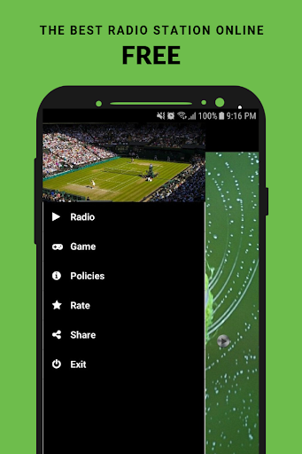 Wimbledon 2019 Radio Tennis The Championships App 1.4 screenshots 2