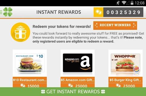 Lucktastic - Win Prizes screenshot 03