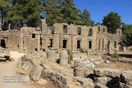 lyrbe antik kenti