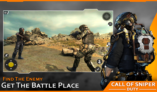 Call of Sniper Duty - World War Final Battleground 2 screenshots 4