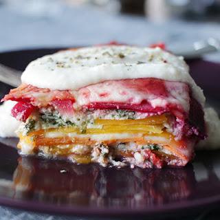 Gluten-Free Root Vegetable Lasagna
