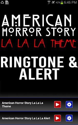 American Horror Story La La La