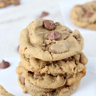 Chewy Peanut Butter Cup Cookies Recipe