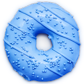 Blue Donut Currency
