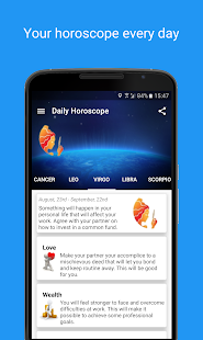 Daily Horoscope Free 2017- screenshot thumbnail
