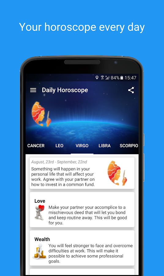 Daily Horoscope Free 2017- screenshot