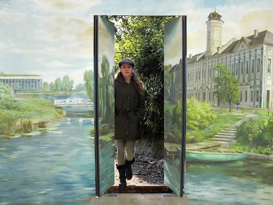 Un'altra porta, un'altra vita. di mt antona