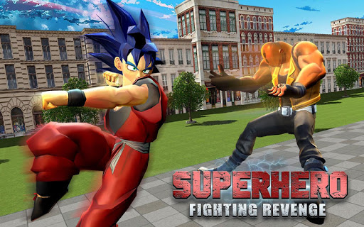 Superhero Fighting Fort Survival Night Revenge 1.3 screenshots 5