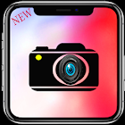 Camera for  phone X - Style & selfi HD icon