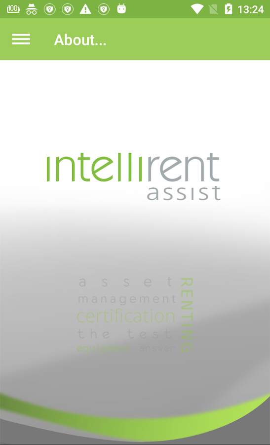 Intellirent assist- screenshot