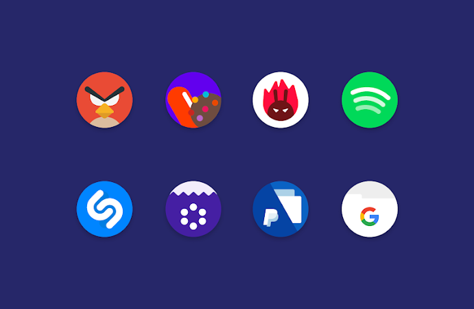 Popsicle / Icon Pack v1.1 [Patched]