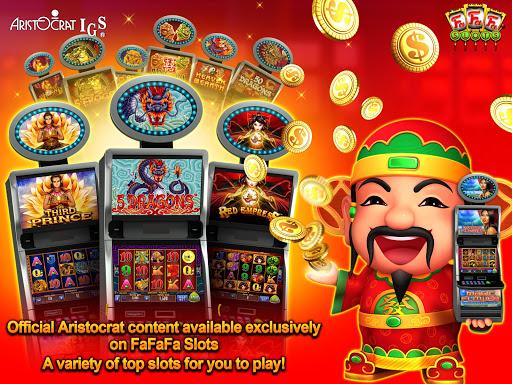 FaFaFa - Real Casino Slots screenshot 6