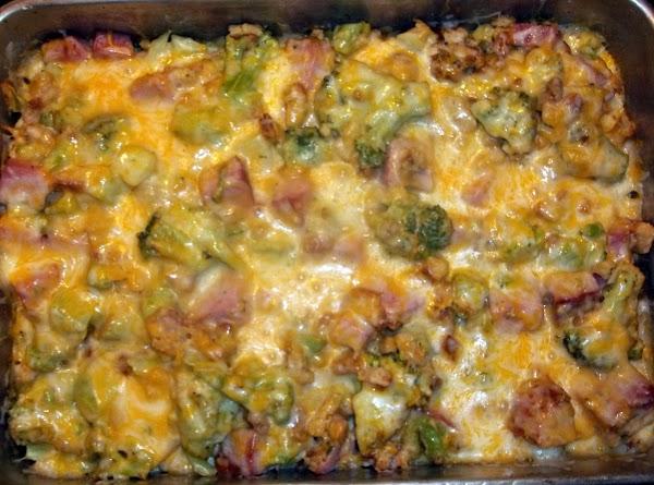 Ham And Cheese Stuff'n Puff Recipe