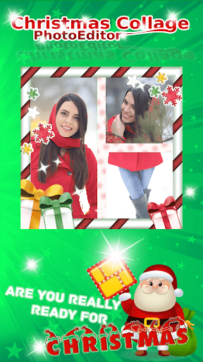 Christmas Collage Photo Editor