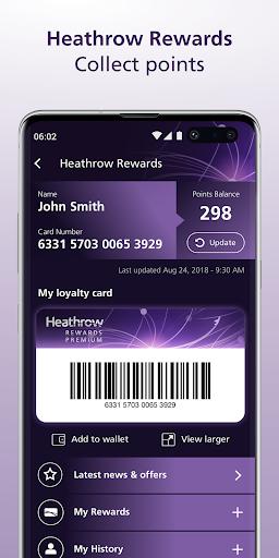 Heathrow Airport Guide Pro  screenshot 5