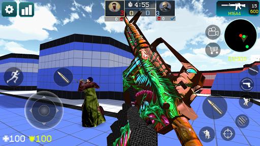 Strike team  - Counter Rivals Online 2.8 screenshots 11