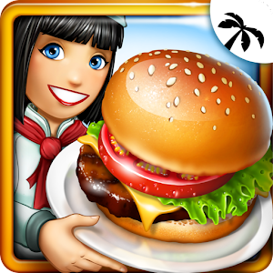 Cooking Fever v4.0.0  MOD APK Unlimited Coins/Gems