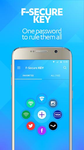 F-SECURE KEY 密碼管理器 密碼管理器