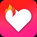 Loveco: Namoro Casual, Relacionamento, Bate papo icon