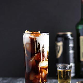 Irish Cold Brew + Cream and Sugar.