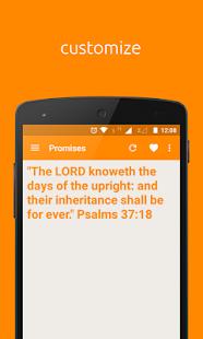 Bible Promise Box- screenshot thumbnail