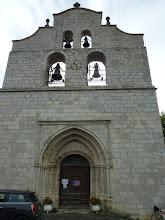 Photo: Clôcher-mur de Fabas