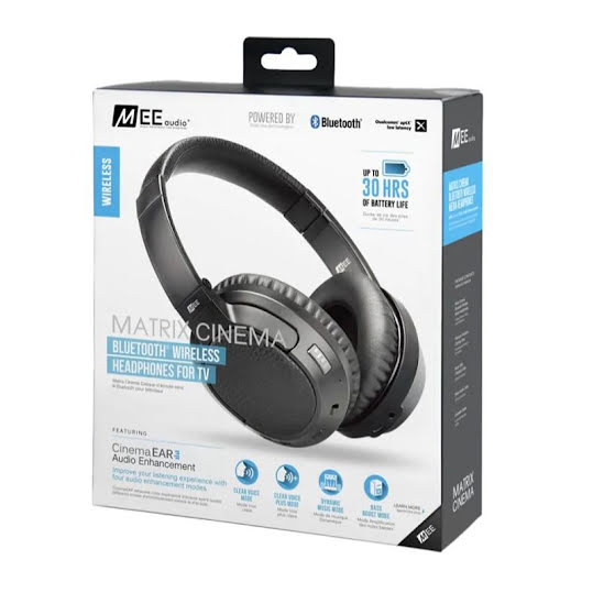 MEE Audio Matrix Cinema ANC BT Headphones