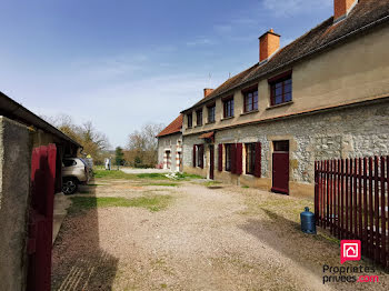 maison à Chavroches (03)