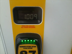 Gas at nearly $1 per gallon!
